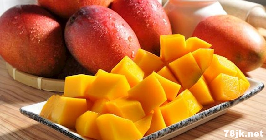 15 个惊人的吃芒果的好处