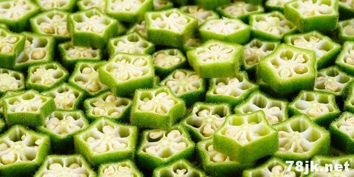 秋葵的功效、作用与营养价值