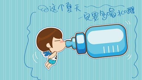 4 个喝水的最佳时间,帮助你轻松养生