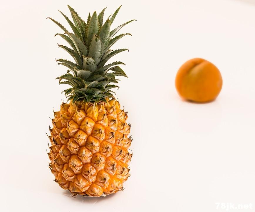 孕妇可以吃菠萝:还有这 12 个好处!