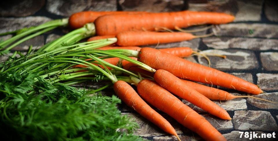 胡萝卜的营养价值和好处