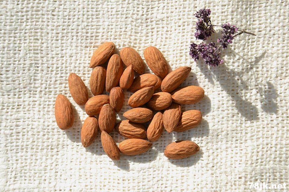 如何利用杏仁减肥:超级简单的方法