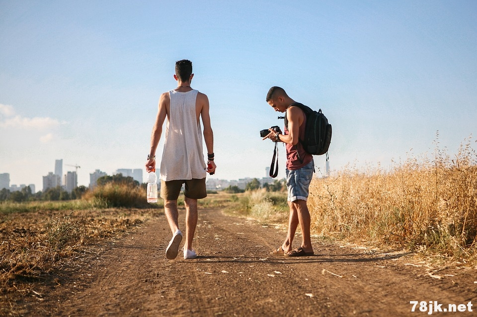 散步的好处:减少心脏病和中风