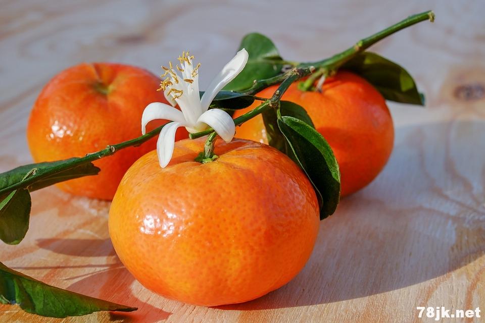 吃橘子的好处有哪些?吃橘子的功效与作用大全