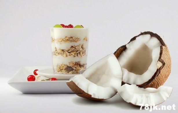 椰子肉的 6 大营养价值,吃椰子原来这么多营养!
