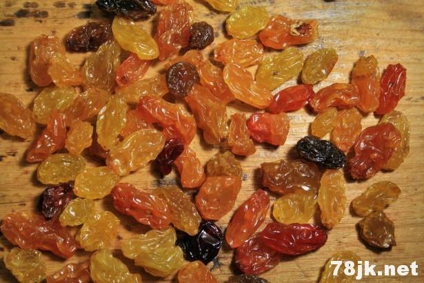 葡萄干的功效与作用有哪些?