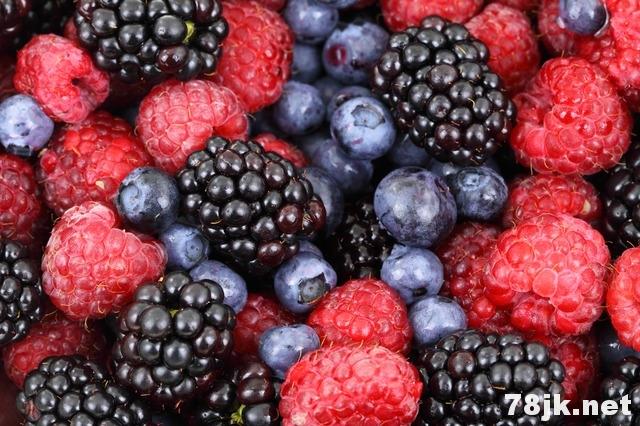 桑葚和黑莓有什么区别?