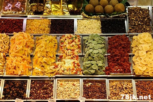 10 种富含蛋白质的水果干以及它们的营养价值