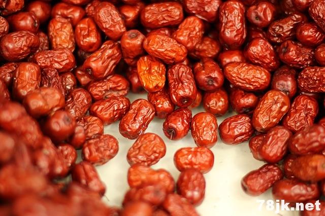 枣的营养价值以及 10 个功效与作用