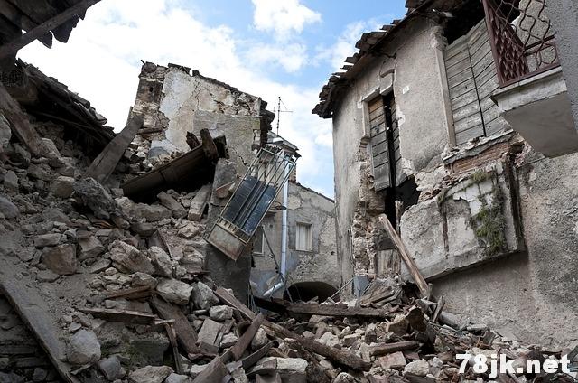 应对地震(地震急救):你必须准备的 5 种东西