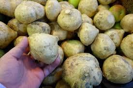豆薯的完整营养 _ 维生素 _ 矿物质成分表