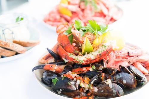 【100g虾的营养成分】卡路里_热量_脂肪_维生素_矿物质