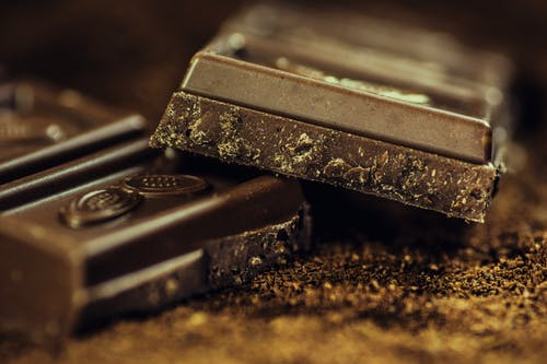 黑巧克力对皮肤的好处